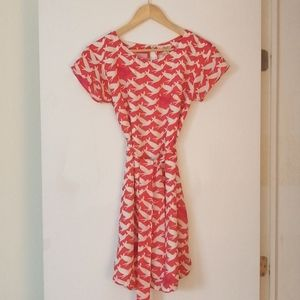 Hatley summer dress with bords size x small